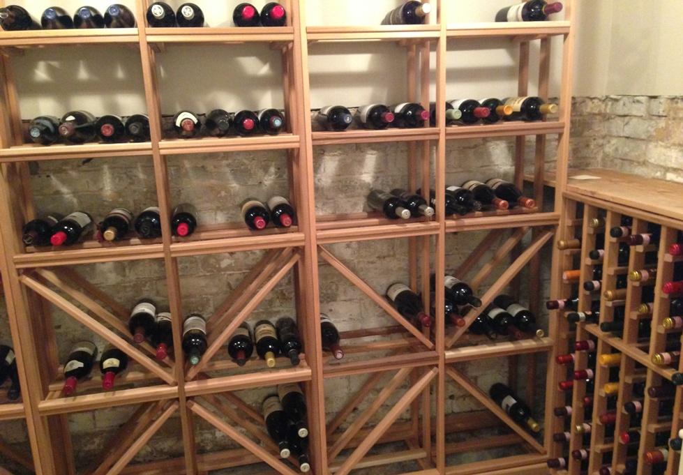 Root Cellars 5 Time Tested Storage Ideas For Your Bounty & Cold Cellar Shelving - Vase and Cellar Image Avorcor.Com